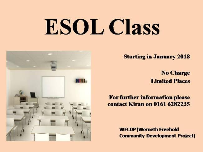 ESOL Class