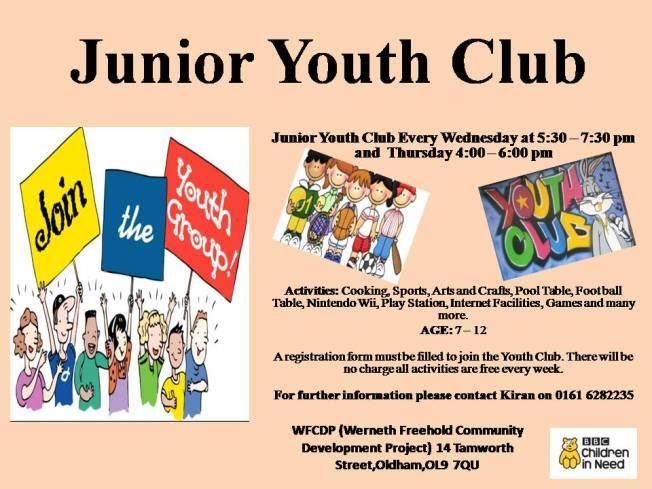 JYC Leaflet