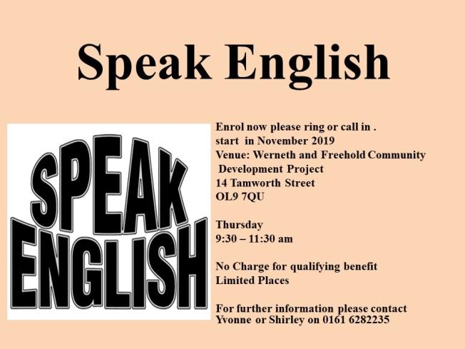 Talk English2019